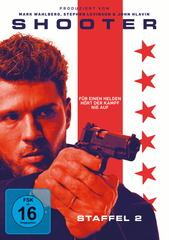 Shooter - Staffel 2 (2 Discs) Filmplakat