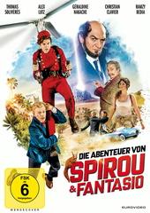 Die Abenteuer von Spirou & Fantasio Filmplakat