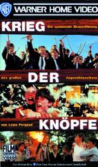 Krieg der Knöpfe Filmplakat