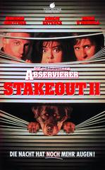 Stakeout 2 - Die Nacht hat noch mehr Augen Filmplakat