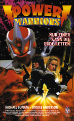 Power Warriors Filmplakat