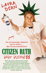 Citizen Ruth - Baby Business Filmplakat