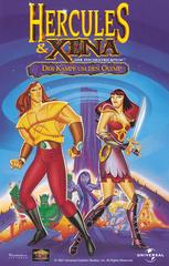 Hercules & Xena - Der Kampf um den Olymp Filmplakat