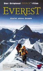 Everest - Gipfel ohne Gnade Filmplakat