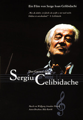 Der Garten des Sergiu Celibidache Filmplakat