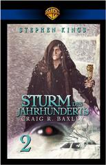 Stephen Kings Sturm des Jahrhunderts, Teil 2 Filmplakat