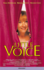 Little Voice Filmplakat