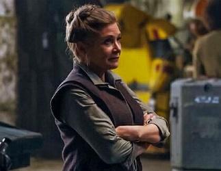 Carrie Fisher: Schönheitswahn bei 'Star Wars VII'