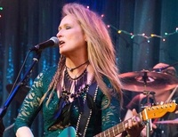 "Rockt: Mery Streep in ""Ricki and the Flash"" (Foto: Sony)"