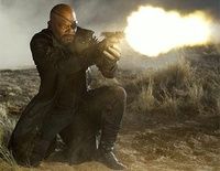 "Nick Fury (Samuel L. Jackson) wird in ""Captain America 3"" fehlen. (Foto: Disney)"