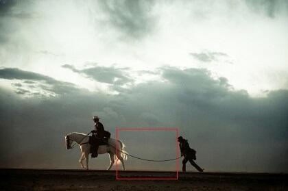"""Zu welchem Film gehört dieser Ausschnitt? - Gore Verbinski ließ im Kinofilm zur Kultserie """"Lone Ranger"""" Superstar Johnny Depp zum treuen Begleiter des Titelhelden werden - allerdings nicht ganz freiwillig. Alle sieben Filme erkannt? Glückwunsch, Sie sind ein echter Filmkenner! Nicht ganz? Dann weiterüben - das nächste Quiz kommt demnächst an dieser Stelle. Bild-21"""