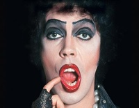 Kino-Kultfigur: Tim Curry als Frank-N-Furter im Original von 1975