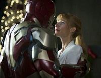 """Tony, der Anzug, das Mädchen: Wer ist am Wichtigsten in """"Iron Man 3""""? (Foto: Concorde)"""