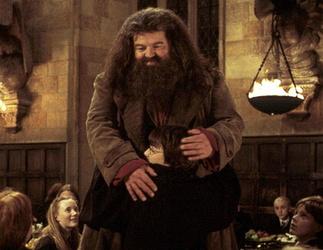 'Harry Potter'-Riese Hagrid muss 50 Kilo abnehmen